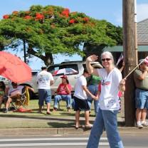 2013 Paniolo Parade - Makawao
