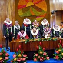 The 2011 - 2013 Maui County Council
